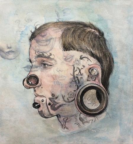"""N. N."", Monika Cichon, 2014,  http://is.gd/A2I7CY"