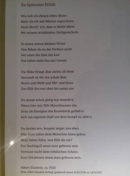 Spinoza_Einstein_gedicht