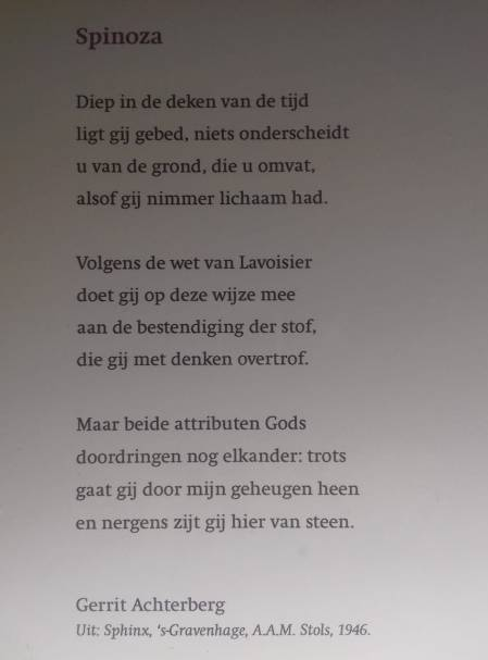 Spinoza_gedicht_Achterberg_Gerrit