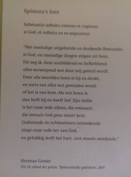 Spinoza_gedicht_Gorter_Herman