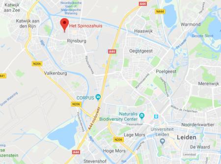 Spinoza_house_map